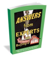 Answers From Experts On Buying A Home